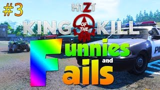 H1Z1 KOTK - Funnies and Fails Ep. 3