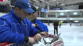 Сахалинские Акулы просмотр в команду Лед