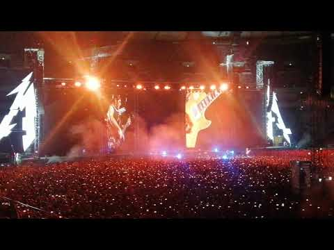Metallica Sen O Warszawie 21.08.2019