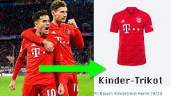 Wieso spielt Coutinho in einem Bayern-KINDER-Trikot ?!