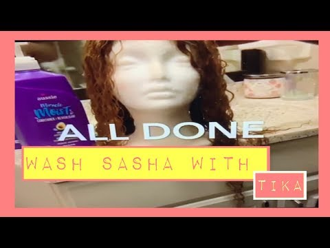 Wash Lace Frontal With Tika