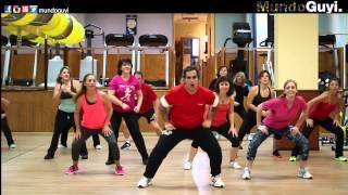 "Reggaeton ""Travesuras"" Nicky Jam  (CoreoFitness MundoGuyi)"