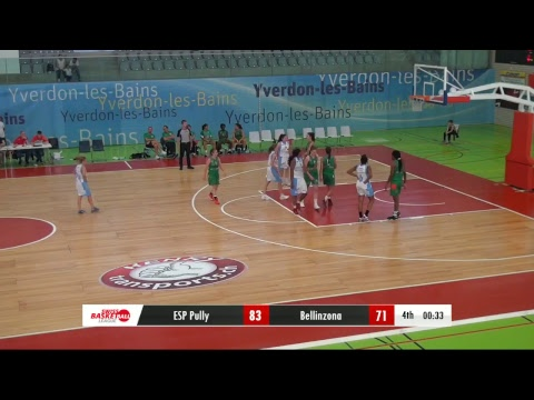 Season Opening: Pully vs. Bellinzona