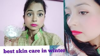 Winter ke liye best home made remedy tips for dull and dry skin😱100% work kregi grantee 👍