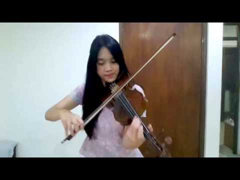 Indonesia Pusaka (Violin Cover by Sharleen Lee)