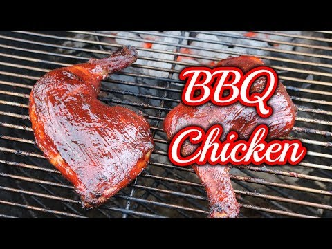 BBQ Chicken Quarters