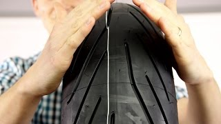 What Size, Speed, Load and Construction of Motorcycle Tire to Choose