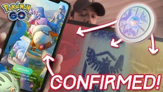 YOUTUBE DELETED MY CHANNEL   SMEARGLE CONFIRMED + TEAM CHANGES COMING TO POKÉMON GO?