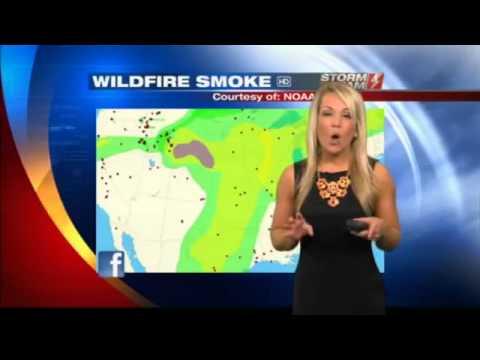 Kristen's Forecast- August 20th 2013 by Kristen Currie