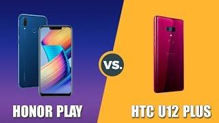 Speedtest Honor Play vs HTC U12 Plus: Kirin 970 (GPU Turbo) không có cửa với Snapdrgon 845