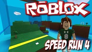 Roblox - SpeedRun 4 - O jogo pra dar RAGE QUIT !!