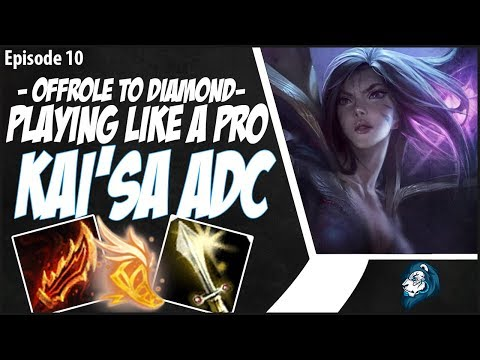 PLAYING KAI'SA LIKE A PRO... KINDA - OffRole to Diamond - Ep. 10 | League of Legends