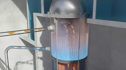 Siedewasserreaktor Wasserdampfkreislauf