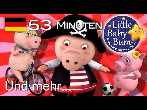 Das kleine Schweinchen | Und noch viele weitere Kinderlieder | von LittleBabyBum