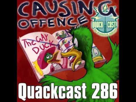 Episode 286 - Offence, walking on eggshells