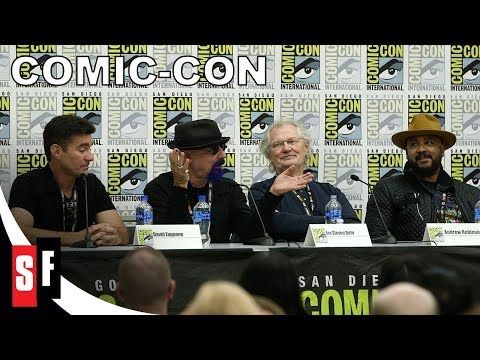 SDCC19 - What We Left Behind: Looking Back At Star Trek: Deep Space Nine - Full Panel (HD)