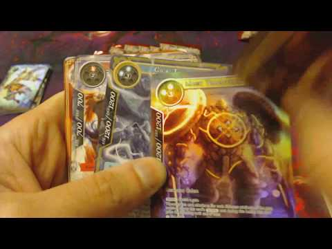 Force of Will The Time Spinning Witch Prerelease Edition 03-05-18