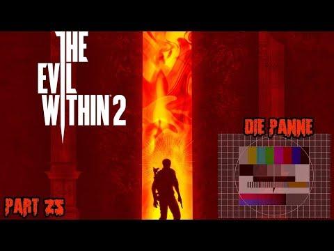 Let's Play The Evil Within 2 German Part 24 - Die Panne
