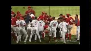 Top 10 sports fights of all time