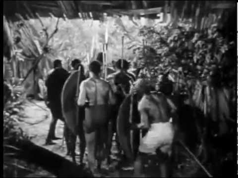 Blonde Savage (1947) JUNGLE ADVENTURE