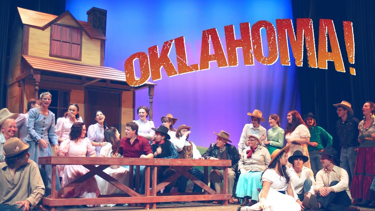Oklahoma Musical Preview Youtube