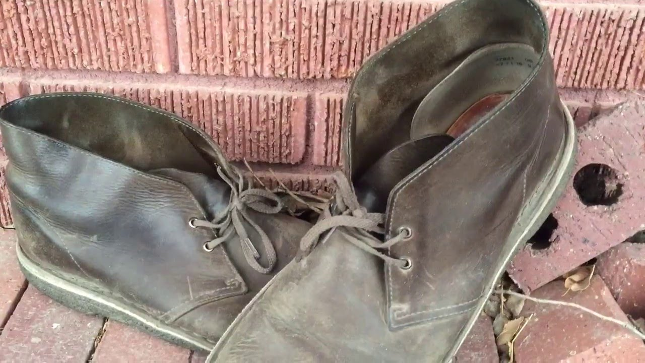 Review Clarks Desert 5 Leather Years Youtube Boot SUqzpGLVM