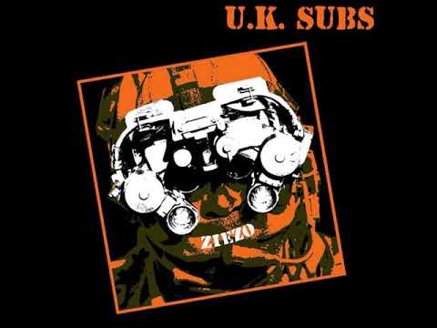 UK SUBS - ziezo 2016 (full album)