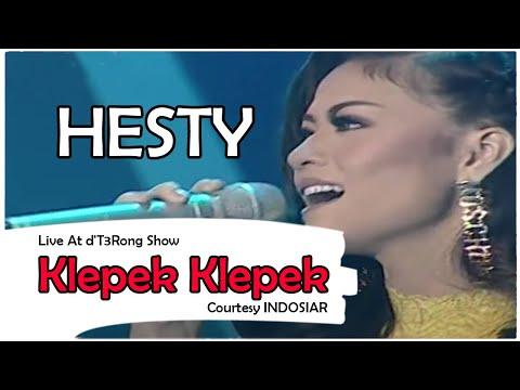 HESTY [Klepek Klepek] Live At d'T3Rong Show (02-11-2014) Courtesy INDOSIAR