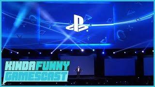 early predictions for playstation s e3 kinda funny gamescast ep 114 pt 3