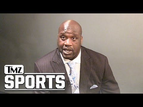 Shaq To Knicks: Keep Porzingis, 'Trade Everybody Else' | TMZ Sports