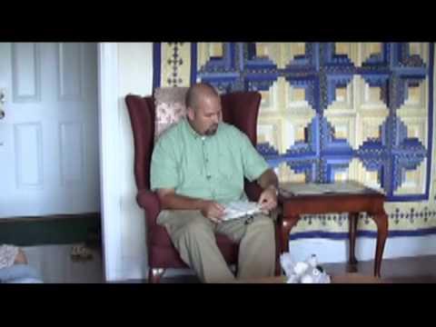 JESUS, the Great Treasure - Matthew 13:44-58 - Expositional Preaching (Kerrigan Skelly)