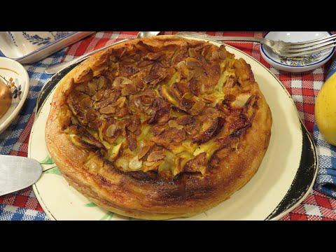 recette-simple-:-clafoutis-aux-pommes-à-l'ancienne-de-la-mère-mitraille---canal-gourmandises