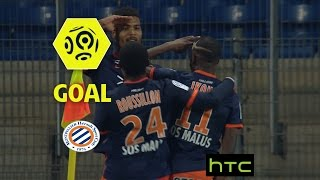 Video Gol Pertandingan Montpellier vs SC Bastia