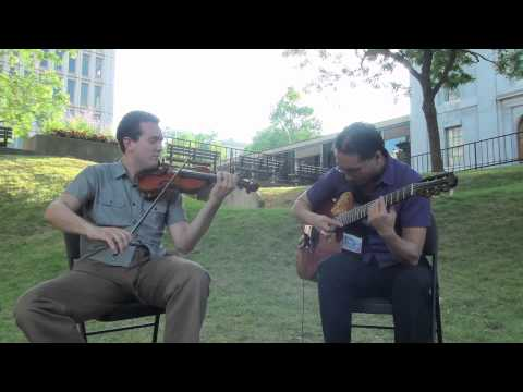 Ben Powell & Denis Chang - Humoresque (Stephane Grappelli Tribute)