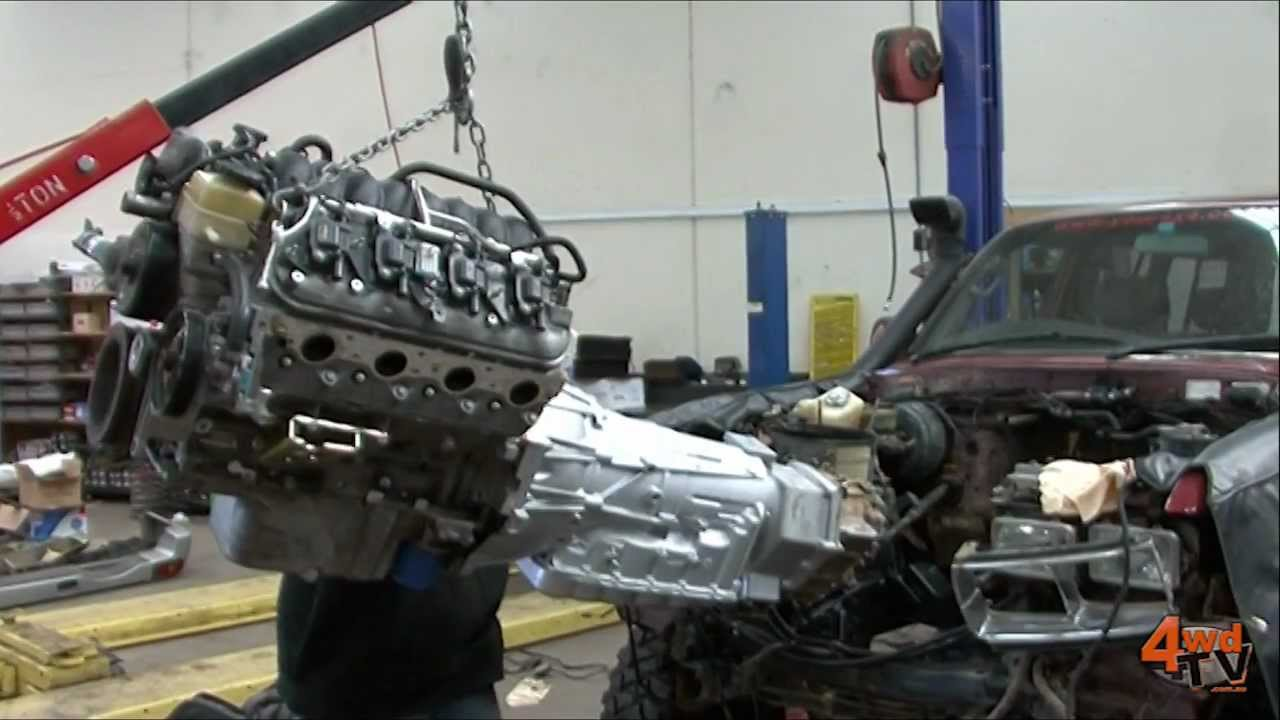 Danny's LS2 V8 80 Series Conversion