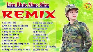 Nhạc Sống DJ Remix 2017   LK Nhạc Đỏ, Bolero Remix CỰC HAY   Nhạc Trữ Tình Remix   Giọng Ca Như Ý
