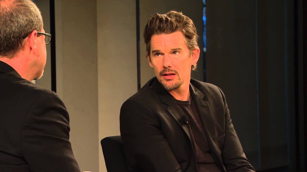 IMDb What to Watch with Ethan Hawke - YouTube
