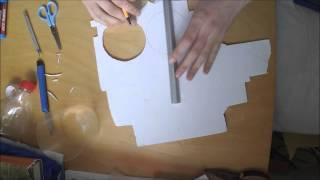 tutorial Rueda para hamsters o ratones en 15 minutos // Action yi hd