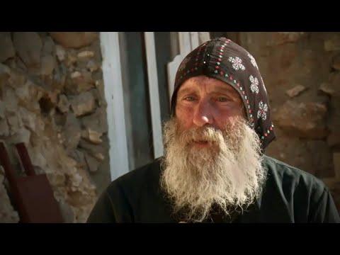 Жизнь монаха в пустыне 1. Отец Лазарь (русские субтитры)