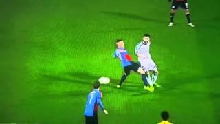 Philipp Schobesberger Tor - Viktoria Pilsen vs Rapid Wien/Goal - Viktoria Plzen vs Rapid Vienna