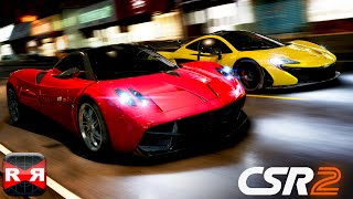 CSR Racing 2 (By NaturalMotion) - iOS / Android - Gameplay Video