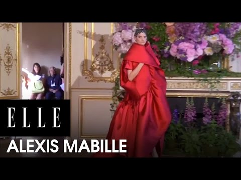 Alexis Mabille - Fall 2013 Haute Couture - ELLE