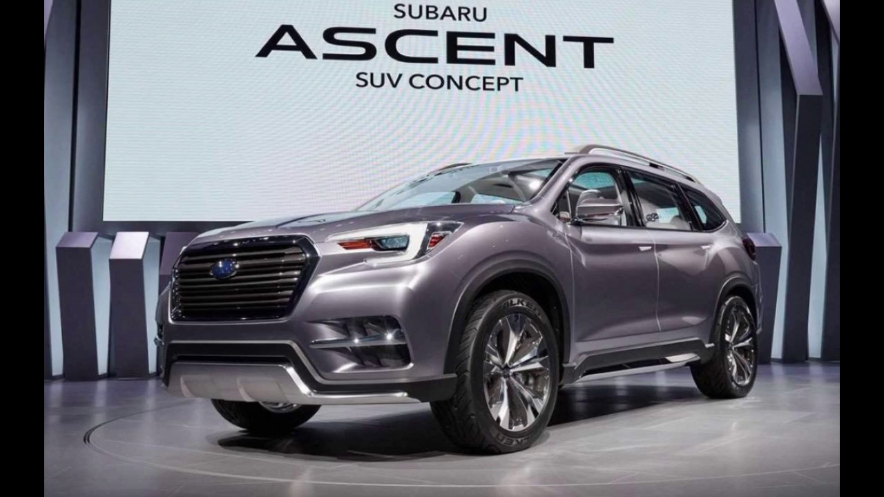 2020 subaru ascent engine specs