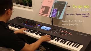 [ Piano cover + Hòa âm ] Em gái mưa - Hương Tràm