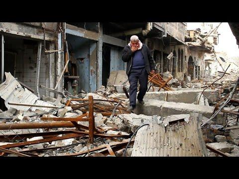 AFP news agency: Jihadist corpses poison life in Iraq's Mosul