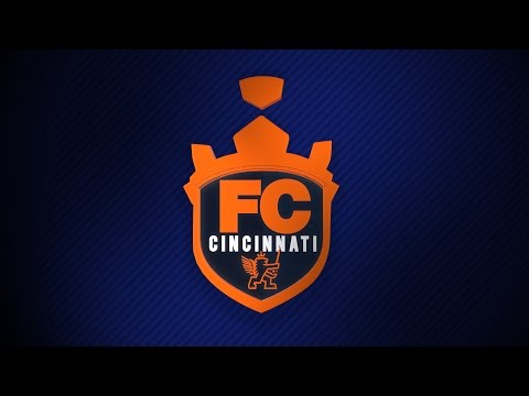 FC Cincinnati Introduction Media Event