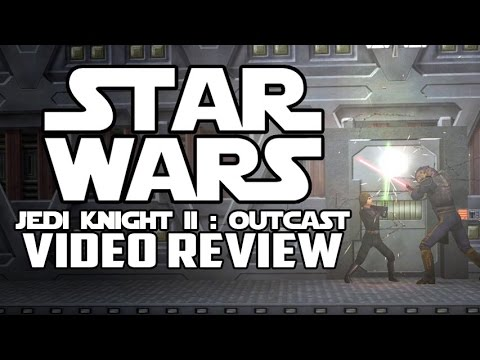 Star Wars Jedi Knight II: Jedi Outcast PC...