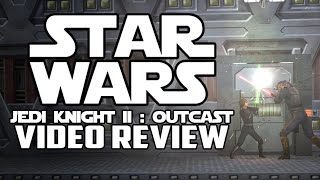 Star Wars Jedi Knight II: Jedi Outcast PC Game Review - The Force is strong with this one!