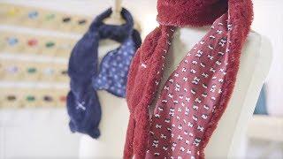 Un tout nouveau tuto rien que pour vous les créatifs ! Suivez les instructions d'Anne-Charlotte et réalisez des écharpes pour enfant plus mignonnes les unes ...