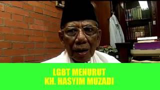 KH. HASYIM MUZADI : LGBT | CHANNEL AHLUSSUNNAH WAL-JAMA'AH